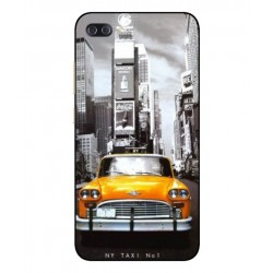 Durable New York Cover For Asus Zenfone 4 Max Plus ZC554KL