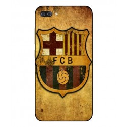 Durable FC Barcelona Cover For Asus Zenfone 4 Max Plus ZC554KL