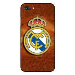 Durable Real Madrid Cover For Asus Zenfone 4 Max Plus ZC554KL
