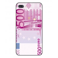 Durable 500 Euro Note Cover For Asus Zenfone 4 Max Plus ZC554KL