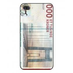 1000 Danish Kroner Note Cover For Asus Zenfone 4 Max Plus ZC554KL