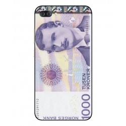 1000 Norwegian Kroner Note Cover For Asus Zenfone 4 Max Plus ZC554KL