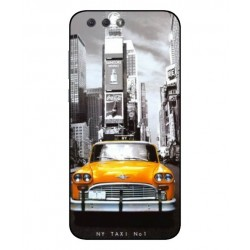 Durable New York Cover For Asus Zenfone 4 ZE554KL