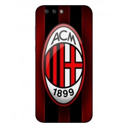 Durable AC Milan Cover For Asus Zenfone 4 ZE554KL