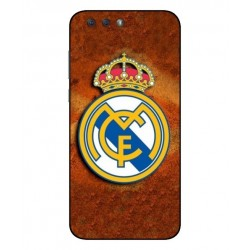 Durable Real Madrid Cover For Asus Zenfone 4 ZE554KL