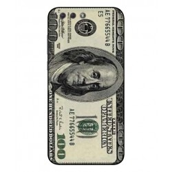 Durable 100 Dollar Note Cover For Asus Zenfone 4 ZE554KL