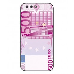 Durable 500 Euro Note Cover For Asus Zenfone 4 ZE554KL