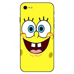 Durable SpongeBob Cover For iPhone 8