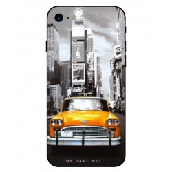 Durable New York Cover For iPhone 8