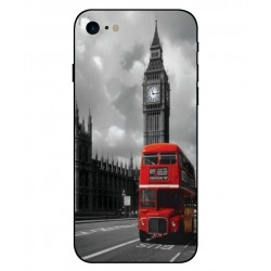 London Cover Til iPhone 8