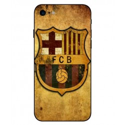 Durable FC Barcelona Cover For iPhone 8