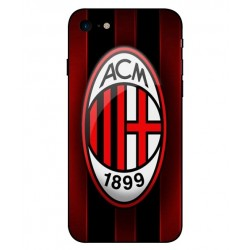 Durable AC Milan Cover For iPhone 8