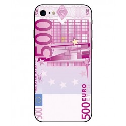 Durable 500 Euro Note Cover For iPhone 8