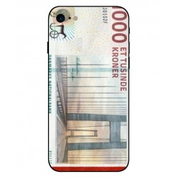 1000 Danish Kroner Note Cover For iPhone 8