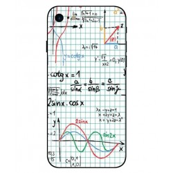 Durable Mathematics Cover For iPhone 8