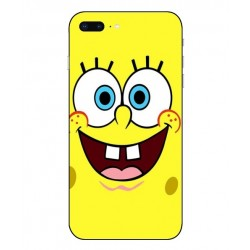 Durable SpongeBob Cover For iPhone 8 Plus