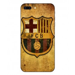 Durable FC Barcelona Cover For iPhone 8 Plus