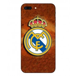 Durable Real Madrid Cover For iPhone 8 Plus