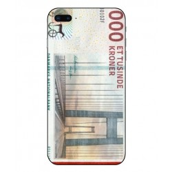 1000 Danish Kroner Note Cover For iPhone 8 Plus