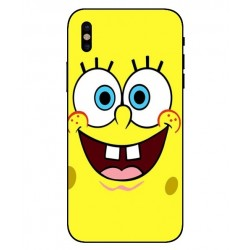 SpongeBob Deksel For iPhone X