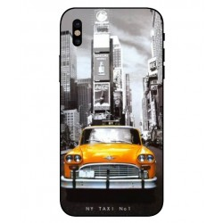 New York Deksel For iPhone X