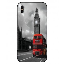 London Cover Til iPhone X