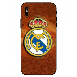 Durable Real Madrid Cover For iPhone X