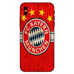Durable Bayern De Munich Cover For iPhone X