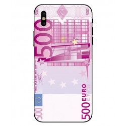 Durable 500 Euro Note Cover For iPhone X