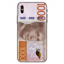 1000 Svenske Kroner Pengeseddel Deksel For iPhone X