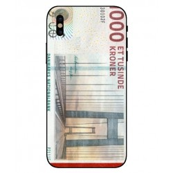 1000 Danish Kroner Note Cover For iPhone X