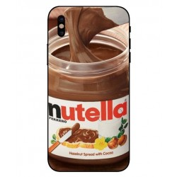 Durable Nutella Cover For iPhone X