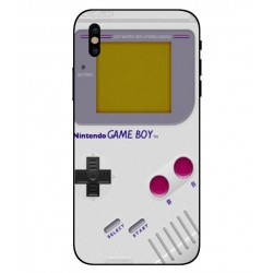 GameBoy Deksel For iPhone X