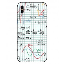 Durable Mathematics Cover For iPhone X
