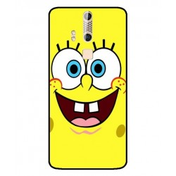 Durable SpongeBob Cover For ZTE Axon Elite