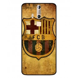 Durable FC Barcelona Cover For ZTE Axon Elite