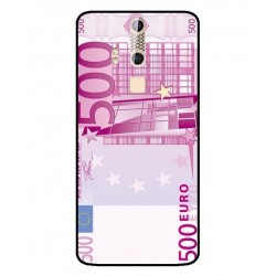 Durable 500 Euro Note Cover For ZTE Axon Elite