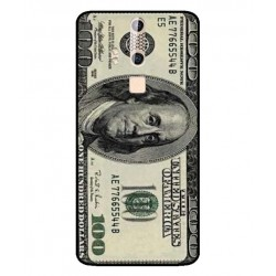 Durable 100 Dollar Note Cover For ZTE Axon Elite