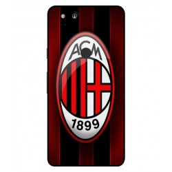 Durable AC Milan Cover For Google Pixel 2 XL
