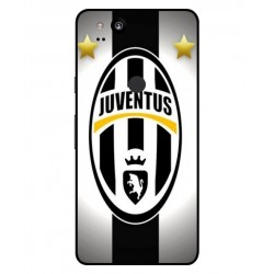 Durable Juventus Cover For Google Pixel 2 XL