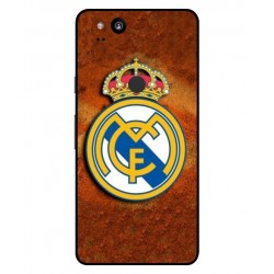 Durable Real Madrid Cover For Google Pixel 2 XL