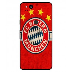 Durable Bayern De Munich Cover For Google Pixel 2 XL