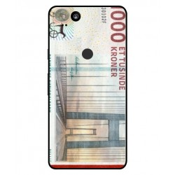 1000 Danish Kroner Note Cover For Google Pixel 2 XL
