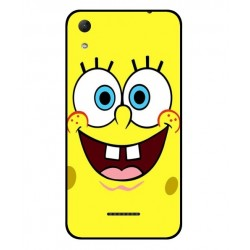 Durable SpongeBob Cover For Wiko Lenny 4