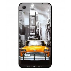 Durable New York Cover For Wiko Lenny 4
