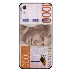 Durable 1000Kr Sweden Note Cover For Wiko Lenny 4