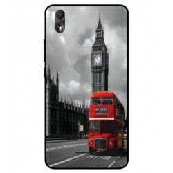 Durable London Cover For Wiko Lenny 4 Plus