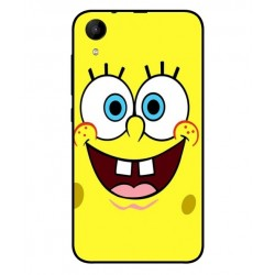 Durable SpongeBob Cover For Wiko Sunny 2