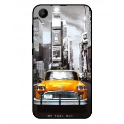 Durable New York Cover For Wiko Sunny 2