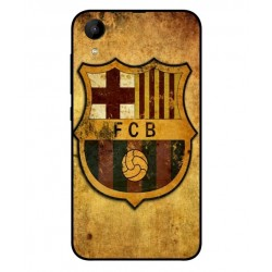 Durable FC Barcelona Cover For Wiko Sunny 2
